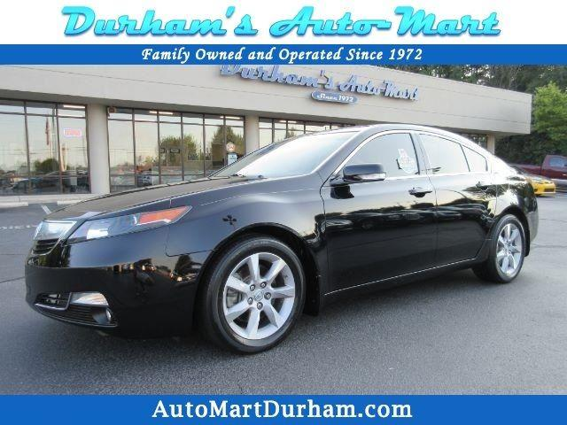 2012 Acura TL Sedan Base 4dr Sedan