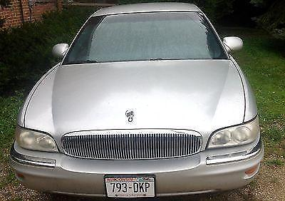 1999 Buick Park Avenue Base Sedan 4-Door 3.8L