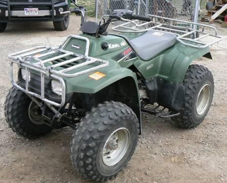 2002 kawasaki atv bayou 220 for sale in silt colorado classified. Black Bedroom Furniture Sets. Home Design Ideas