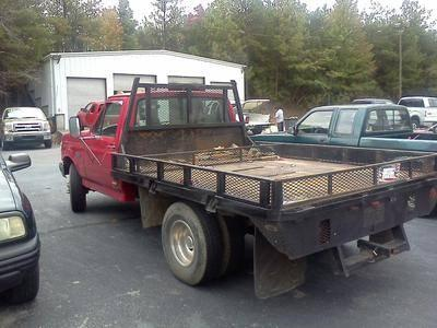 94 F350 Flat Bed Work Truck