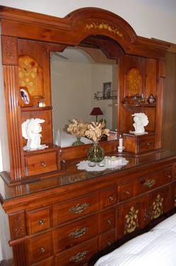 Five piece bedroom set