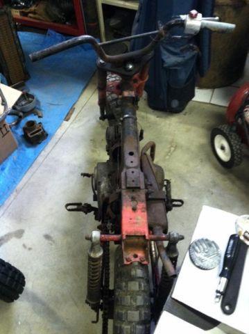 Wanted Honda Z50 Bike & Parts