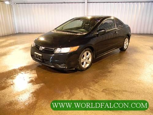 2008 Honda Civic - Black - 97K
