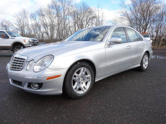 2007 Mercedes-Benz E320 BLUETEC Diesel Sedan
