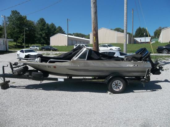1978 ProCraft Bass Boat POY