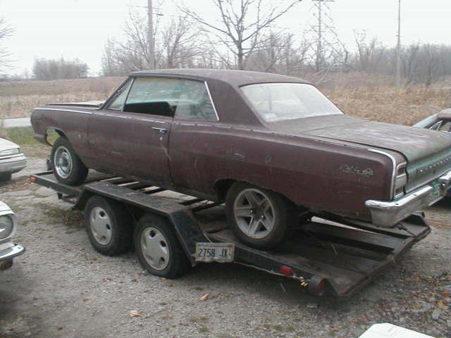 1964 Chevelle SS body $650.00