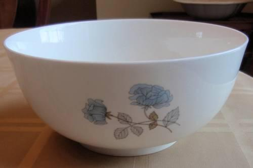 WEDGEWOOD ICE ROSE BONE CHINA BOWL