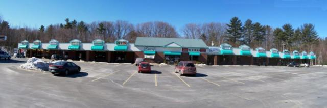 Retail Strip Center for Sale on Busy Route 28 in Derry, NH
