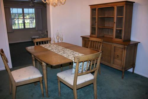 dining room set by drexel for sale in bradenton florida classified