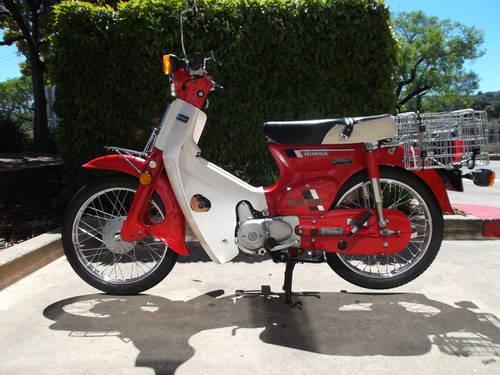 1983 honda passport c70 scooter for sale in san rafael california classified. Black Bedroom Furniture Sets. Home Design Ideas