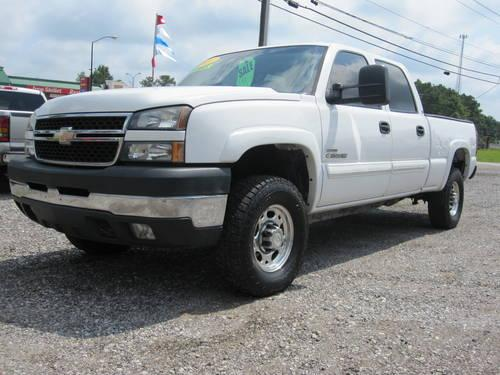 2007 chevy 2500hd crew cab lt duramax for sale in lake view alabama classified. Black Bedroom Furniture Sets. Home Design Ideas
