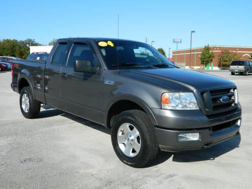 2004 ford f 150 extended cab pickup 4x4 fx4 for sale in. Black Bedroom Furniture Sets. Home Design Ideas