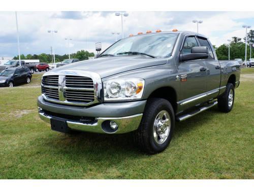 2008 dodge ram 2500 quad cab pickup truck big horn for sale in kinston north carolina. Black Bedroom Furniture Sets. Home Design Ideas
