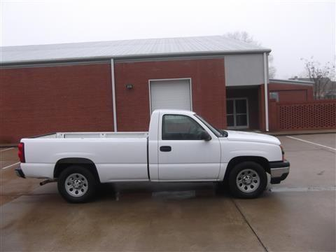 2006 Chevrolet Silverado 1500 Regular Cab Pickup Work Truck Pickup