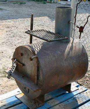 Built Wood/Coal Camp/Shop/Hunting Stove in Silt, Colorado For Sale