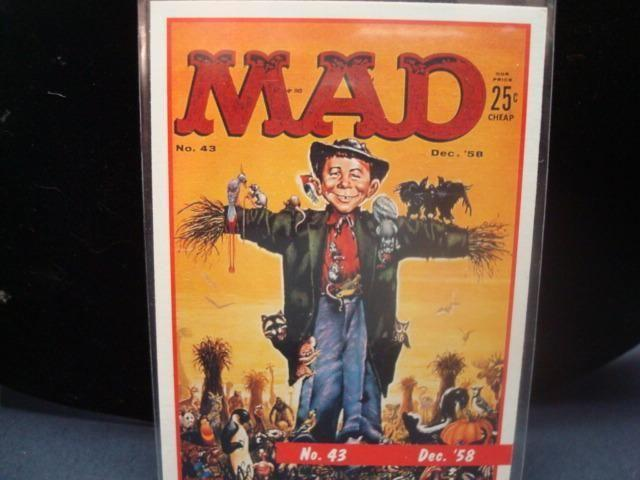 Mad Trading Cards pictures