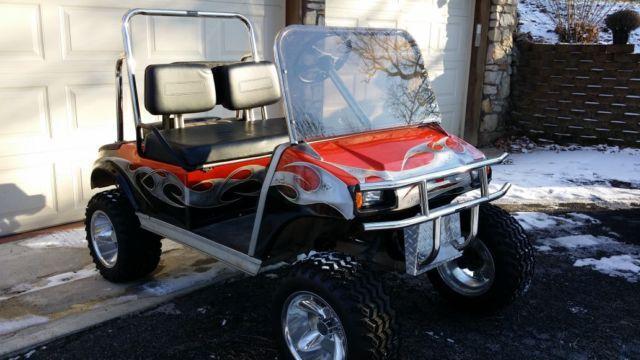 Custom Golf Cart