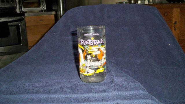 hot stuff cartoon glass