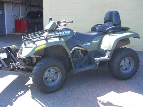 2006 Arctic Cat TRV500