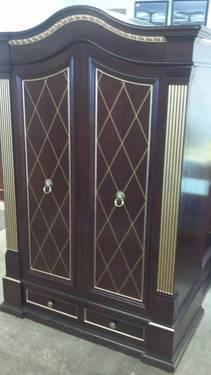 HIGH QUALITY HOTEL ENTERTAINMENT CENTERS / ARMOIRE