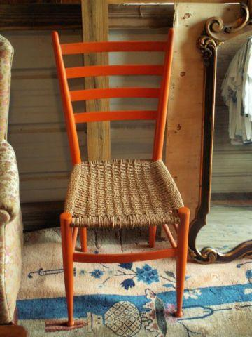 Vintage Shaker Chair