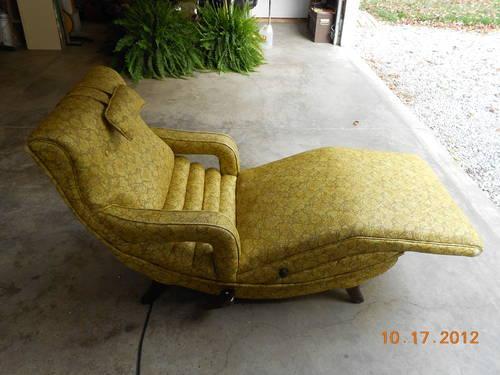 1950s contour chair lounge