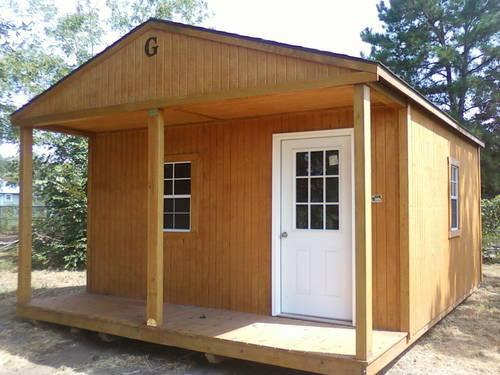 16X16 CABIN OWNER FINANCE NO CREDIT CHECK FREE DELIVERY & SETUP