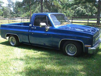 1983 gmc c k 1500 chevy chevrolet c 10 truck for sale in magnolia texas classified. Black Bedroom Furniture Sets. Home Design Ideas