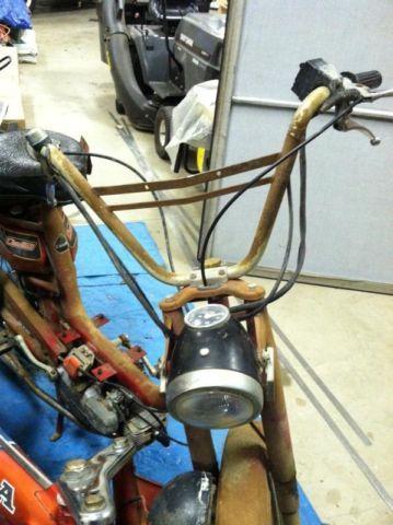 Moped Cimatti City Bike