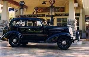 1936 Chevrolet Sedan American Classic in Middletown, OH