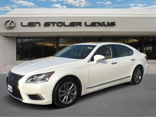 2015 Lexus LS 460 4dr Car Comfort Package w/Blind Spot Monitor