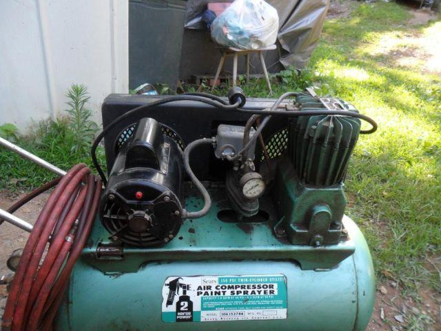 Sears Air Compressor