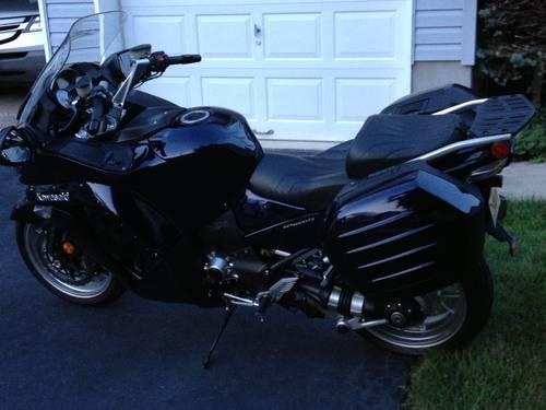 Kawasaki Concours  Extended Warranty