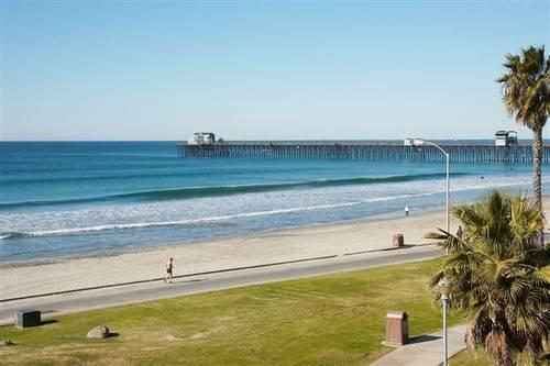 152 S. Pacific #1 Classy Beach Condo w/ Beautiful Ocean Views