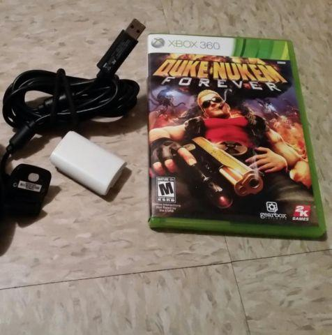 need gone this wkd xbox360 control w extras for 10