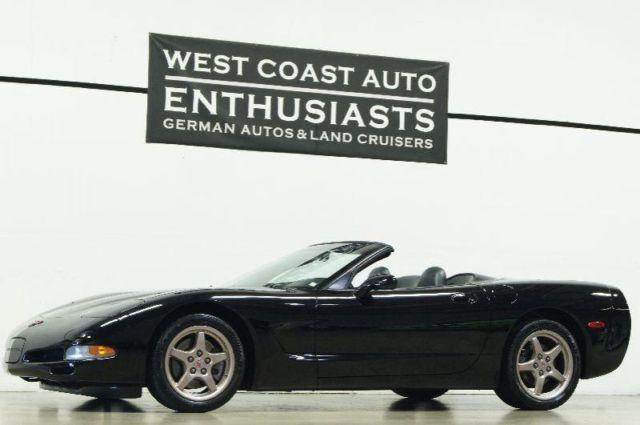 2000 Chevrolet Corvette Convertible C5
