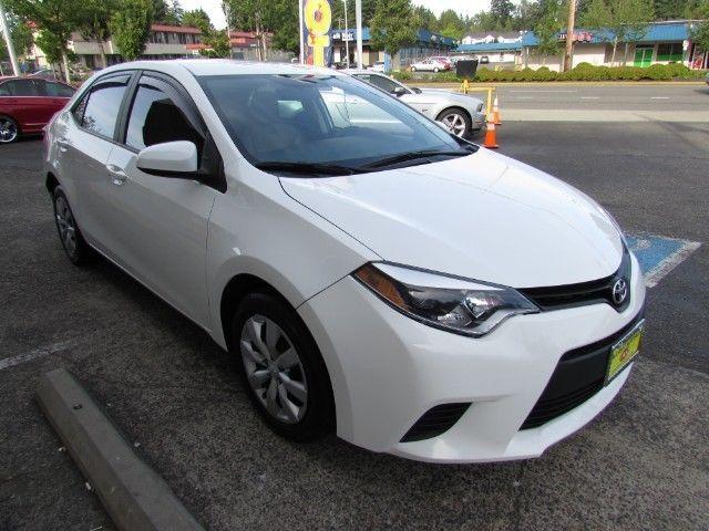 Save $$ 2014 Corolla S