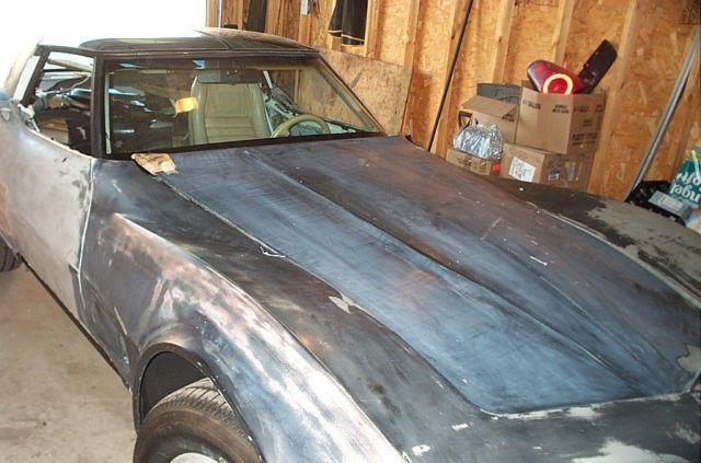 1980 Chevy Corvette