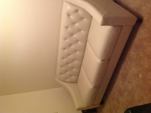 Gorgeous White Couch