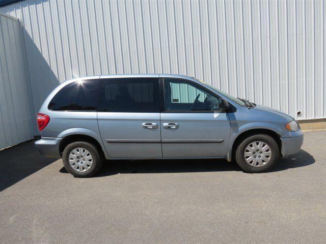 2006 Chrysler Town & Country Mini-van, Passenger Base