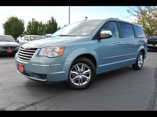 2008 Chrysler Town & Country Mini Van Limited