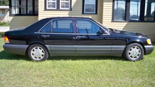 1996 mercedes benz s600 base coupe 2 door 6 0l for sale in for 1996 mercedes benz s600