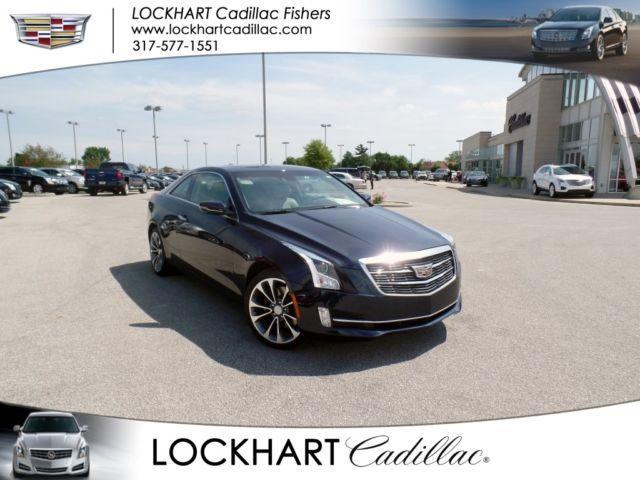 2015 Cadillac ATS 2D Coupe 3.6L Premium