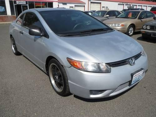2006 honda civic coupe dx coupe for sale in clarkston washington classified. Black Bedroom Furniture Sets. Home Design Ideas