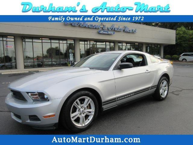 2010 Ford Mustang Coupe V6 Coupe