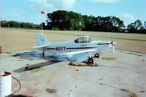 2003 Super Diamant CP 60 Airplane