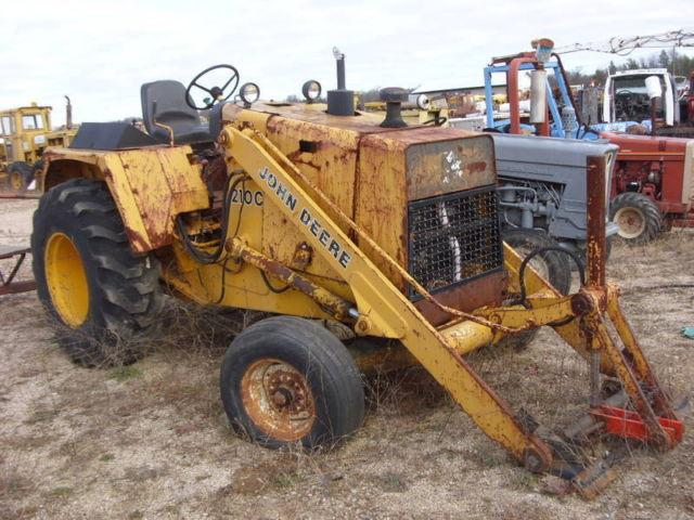 John Deere 350 crawler dozer