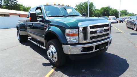 2008 Ford F-450 4 Door Crew Cab Long Bed Truck