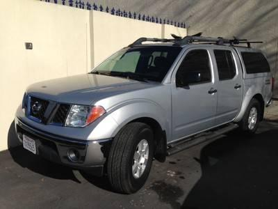 2005 nissan frontier nismo off road crew cab pickup 4 door. Black Bedroom Furniture Sets. Home Design Ideas