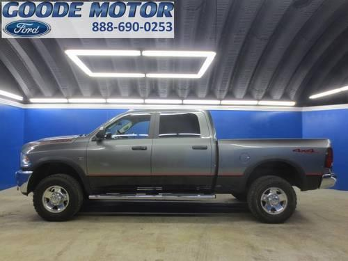 2011 dodge ram 2500 4d crew cab power wagon for sale in for Goode motors burley idaho